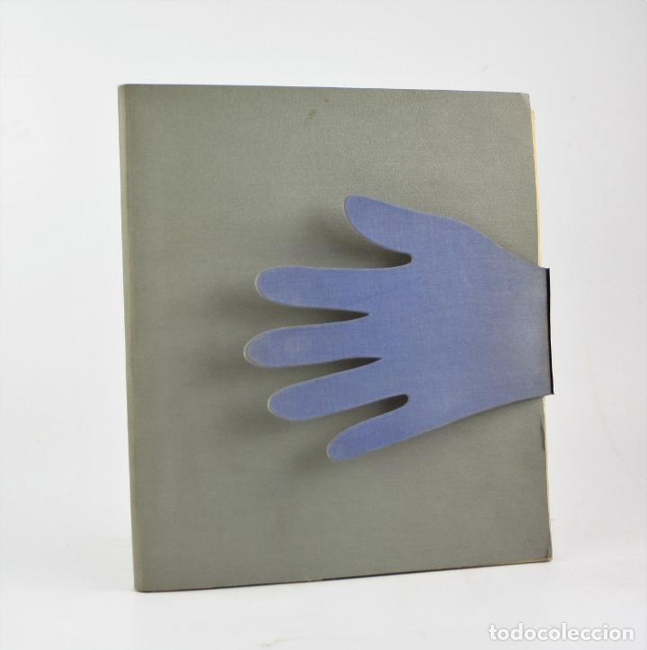 MES-PLEC, 4 POEMES DE SANTOS TORROELLA, ARRANZ-BRAVO, BARTOLOZZI, LLIMÓS, SALA, 1967, SALA GASPAR. (Arte - Catálogos)