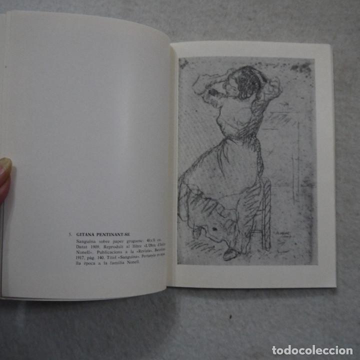 Arte: 33 DIBUIXOS EXPOSATS A LA SALA PARÉS EL ANY 1969 - ISIDRE NONELL - Foto 3 - 195300910