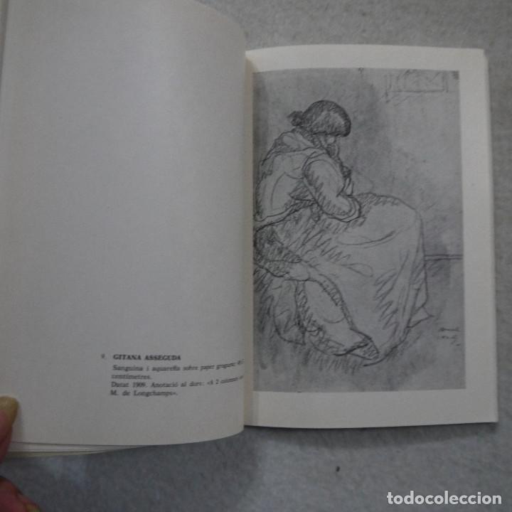 Arte: 33 DIBUIXOS EXPOSATS A LA SALA PARÉS EL ANY 1969 - ISIDRE NONELL - Foto 4 - 195300910