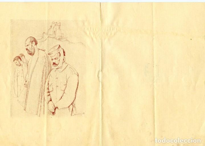 Arte: CATÁLOGO EXPOSICIÓN DIBUJOS SOBRE LA GUERRA LUIS QUINTANILLA (1937) - Foto 4 - 195303557