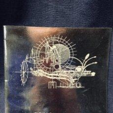 Arte: CATALOGO EXPOSICION GOMEZ MARCO NOV DIC 1971 GALERIA KREISLER MAQUINAS SUEÑOS 21,5X21,5CMS . Lote 195327836