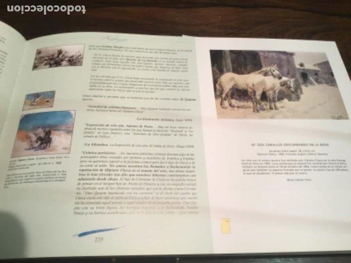 Arte: Ulpiano Checa catalogo General del Museo Autobiografía apócrifa. - Foto 4 - 195344787