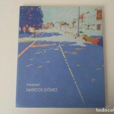 Arte: CATÁLOGO EXPOSICIÓN PARALÁRDIN MARCOS GÓMEZ UNIVERSIDAD POPULAR DE MAZARRÓN MURCIA 2008. Lote 195510420
