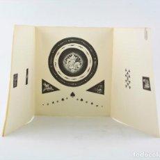 Arte: LLUÍS VENTÓS, CATÁLOGO GALERIA TRECE, 1980, TEXTO DE ANTON SALA CORNADÓ, BARCELONA. 24,5X21CM. Lote 195713800