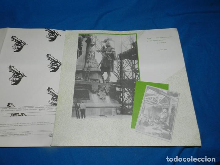 Arte: (M) CATALOGO REVISTA - ACCIONS 1983 - PORTADA ANDY WARHOL, POL BORRÀS, MANOLO VALDES - Foto 3 - 195972861