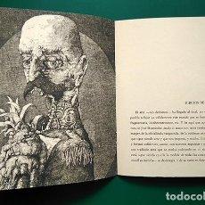 Arte: JOSÉ HERNÁNDEZ. TEXTO JOSÉ CORREDOR MATHEOS. GALERÍA CIENTO, BARCELONA, 1975. Lote 196234141