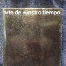 Arte: CATALOGO ARTE DE NUESTRO TIEMPO GALERIA THEO 1974 VARIOS ARTISTAS 21X17CMS. Lote 196271466