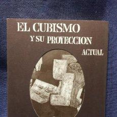 Arte: CATALOGO GALERIA THEO CUBISMO Y PROYECCION ACTUAL VARIOS ARTISTAS 21X17CMS. Lote 196420916