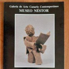 Arte: 1993 - 1884 GRETI TIELMAN (ARTESANÍA) - MUSEO NÉSTOR. Lote 196765242
