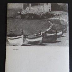 Arte: CATALOGO EXPOSICIÓN DEL PINTOR MIQUEL VILLÁ, EN SALA PARES DE BARCELONA DEL AÑO 1976. Lote 196793148