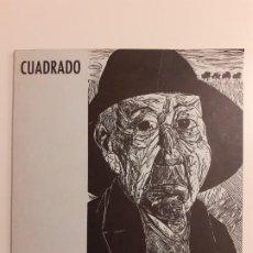 Art: CATÁLOGO - FRANCISCO CUADRADO, 1973. Lote 197148605