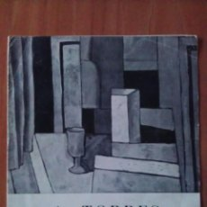 Arte: 1979 CATÁLOGO DE AUGUSTO TORRES - DAU AL SET , BARCELONA. Lote 197285568
