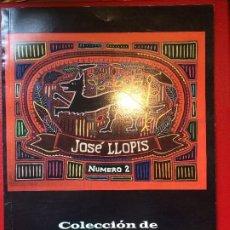 Arte: CATÁLOGO COLECCIÓN DE MOLAS FUNDACIÓN JOSÉ FÉLIX LLOPIS Nº 2 2009 2010 PANAMÁ. Lote 198732127