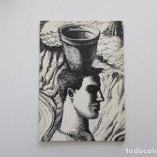 Arte: CARLOS FORNS BADA, MADRID 1986, GALERÍA ESTAMPA. Lote 198806996