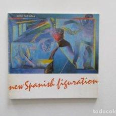 Arte: NEW SPANISH FIGURATION, FRANCISCO CALVO SERRALLER, COSTUS, GUILLERMO PÉREZ VILLALTA, LUIS GORDILLO. Lote 199217603