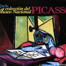 Arte: IMPRESIONANTE LIBRO PICASSO. PARÍS LA COLECCIÓN DEL MUSEO NACIONAL PICASSO.. Lote 199384146