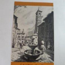 Arte: EXPOSICION JOSEP SABANES. Lote 199482440