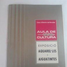 Arte: EXPOSICION JOSEP SABANES. Lote 199483103
