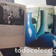 Arte: LLORENS ARTIGAS CERAMIQUES, GALERIA MAEGHT 1978 TEXTO DE JOAN TEIXIDOR. Lote 199648383