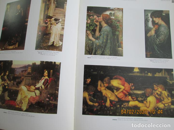 Arte: ROSENSTIEL´S MARKHAM COLLECTION 1996- FINE ART PUBLISHER - Foto 3 - 199667941