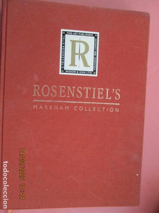 ROSENSTIEL´S MARKHAM COLLECTION 1996- FINE ART PUBLISHER (Arte - Catálogos)