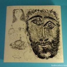 Arte: PICASSO. SUITE 347. COMISARIO EXPOSICIÓN KOSME DE BARAÑANO. EDITA FUNDACIÓN BANCAJA. Lote 199677238