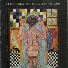Arte: MIGUEL CAPEL POR RAFAEL SANTOS TORROELLA GALERIA RENE METRAS BARCELONA 1965 NUMERADO. Lote 199861871