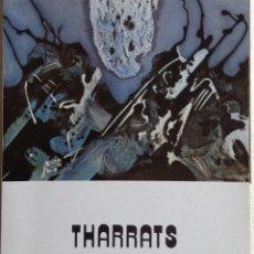 Arte: THARRATS DIPTICO EXPOSICION EN GALERIA LUCAS DE GANDIA. Lote 200064836