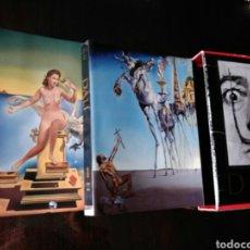 Arte: DALÍ. LA OBRA PICTÓRICA. 1904-1989.ROBERT DESCHARNES, GILLES NERET. TASCHEN. Lote 246204350