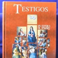 Arte: TESTIGOS (CAT.EXPOSICION) - ARA GIL, CLEMENTINA JULIACOORD. / PLAZA, FRANCISCO DE LACOORD. / MELÉNDE. Lote 200106581