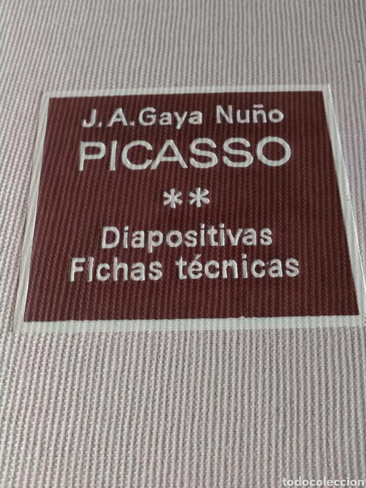 Arte: JOYA!! PICASSO ESTUCHE COLECCIONISTA. IITOMOS. AGUILAR. J.A.GAYA NUÑO - Foto 13 - 200621461