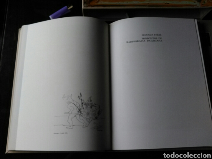 Arte: JOYA!! PICASSO ESTUCHE COLECCIONISTA. IITOMOS. AGUILAR. J.A.GAYA NUÑO - Foto 19 - 200621461