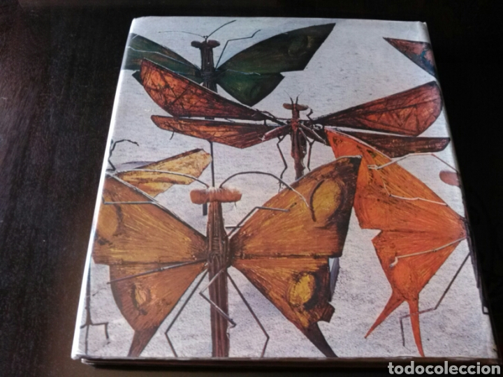 Arte: BERNARD BUFFET. CATÁLOGO DE ARTE. 1964 IDIOMA FRANCÉS. - Foto 4 - 202526942