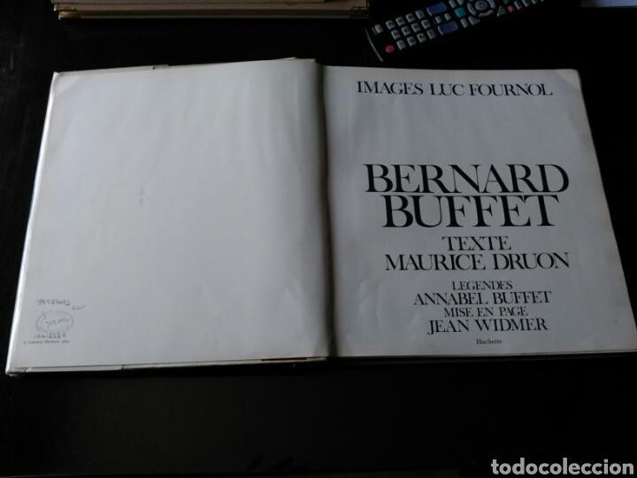 Arte: BERNARD BUFFET. CATÁLOGO DE ARTE. 1964 IDIOMA FRANCÉS. - Foto 6 - 202526942
