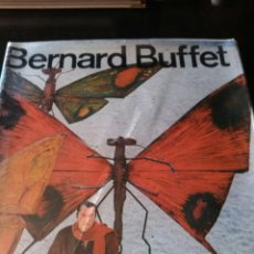 Arte: BERNARD BUFFET. CATÁLOGO DE ARTE. 1964 IDIOMA FRANCÉS.. Lote 202526942