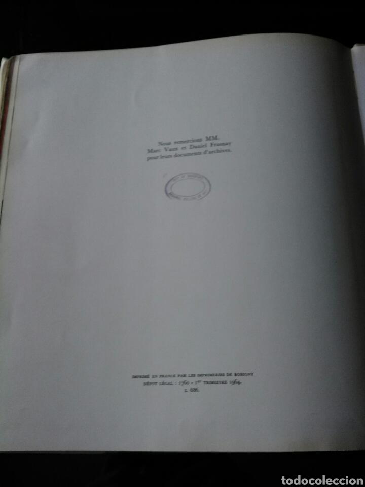 Arte: BERNARD BUFFET. CATÁLOGO DE ARTE. 1964 IDIOMA FRANCÉS. - Foto 12 - 202526942