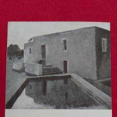 Art: MIGUEL VILLÁ SALA PARÉS 1966. Lote 202801647