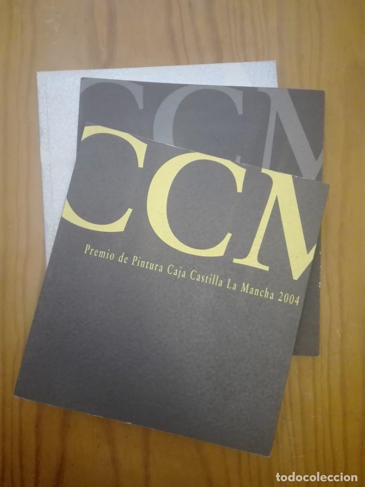 PREMIO DE PINTURA 2002. CCM (Arte - Catálogos)