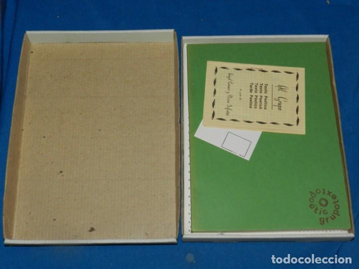 (M) GRUPO TEXTO POETIC 1979 DIRIGIDA POR ANGEL COSMOS EDITO EUSKAL BIDEA, ILUSTRADO (Arte - Catálogos)