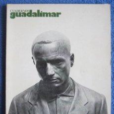 Art: ANTONIO LÓPEZ GARCÍA. CUADERNOS GUADALIMAR, Nº 2.. Lote 205796717