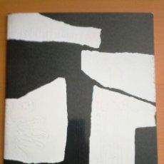 Arte: ANTONI CLAVÉ CATALOGO EXPOSICIÓN EN COREA EN 1987. Lote 205805207