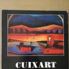 Arte: MODEST CUIXART ANTOLÒGICA GALERIA DAU AL SET 1975. Lote 205884323