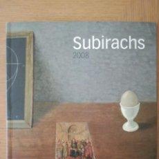 Arte: SUBIRACHS 2008 LA GALERIA. Lote 205901293