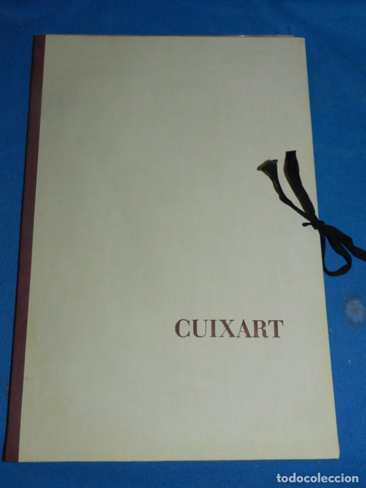 Arte: (M) Catalogo Modest Cuixart - Galaria Rene Metras 1963 - Prologo Joan Brossa, 500 Ejemplares - Foto 2 - 206329550