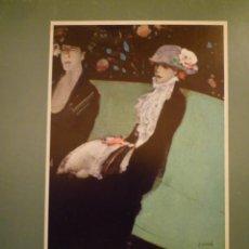 Arte: XAVIER GOSÉ. 1876-1915. FUNDACIÓ CAIXA PENSIONS. 1984. Lote 207121575