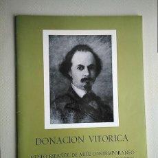 Arte: DONACIÓN VICTORICA. EUGENIO LUCAS, VICENTE LÓPEZ, NICOLÁS MEJÍA, JOSÉ LLANECES, F. ÁLVAREZ SOTOMAYOR. Lote 207928286