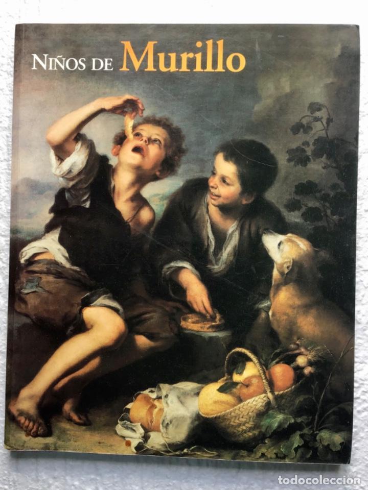 """""""NIÑOS DE MURILLO"""". CATÁLOGO EXPOSICIÓN. MUSEO DEL PRADO. 12 SEPTIEMBRE - 9 DICIEMBRE 2001 (Arte - Catálogos)"""