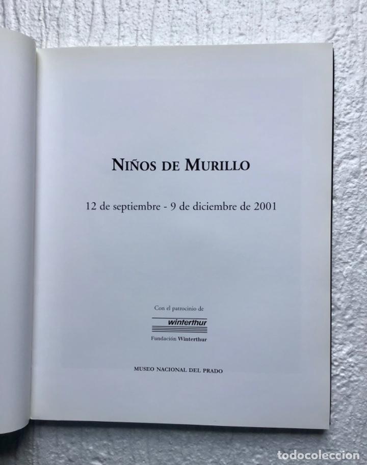 """Arte: """"Niños de Murillo"""". Catálogo Exposición. Museo del Prado. 12 septiembre - 9 diciembre 2001 - Foto 2 - 209387596"""