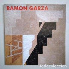 Arte: RAMÓN GARZA (MURCIA 1948 - 2014). BECADOS ARTES PLÁSTICAS 86-87. PALACIO DEL ALMUDÍ, 1988. Lote 209620760