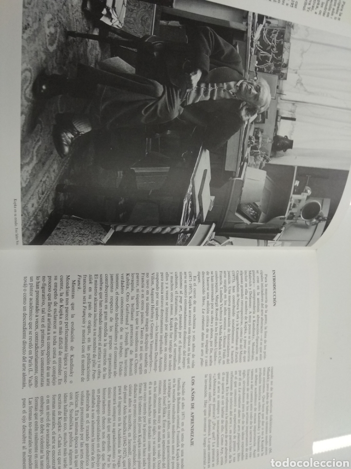 Arte: KUPKA FRANTISEK 1871 - 1957 ED. POLIGRAFA POR SERGE FAUCHEREAU ARTE ABSTRACTO - Foto 3 - 209668790